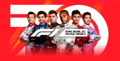 F1 Mobile Racing 2021 llega a Android e iOS con gráficos brutales